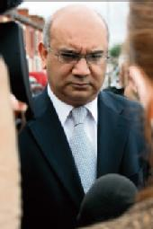 Keith Vaz, MP for Leicester East